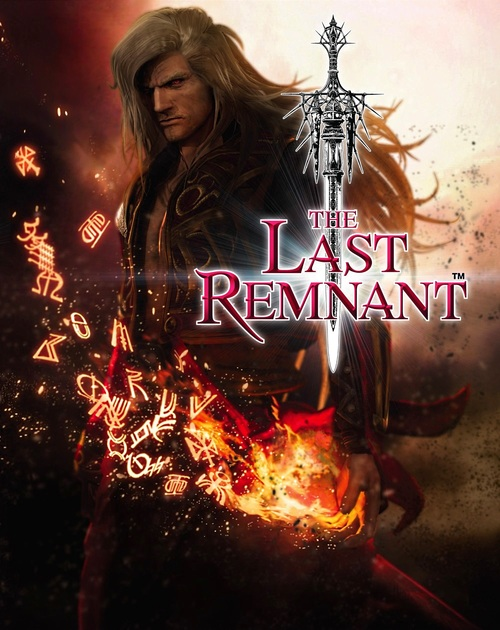 Cover for The Last Remnant.