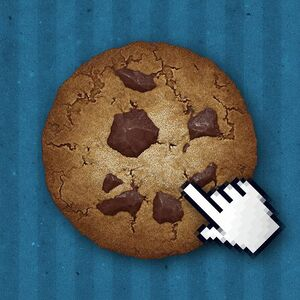 Cover for Cookie Clicker.