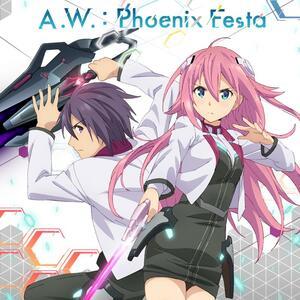 Cover for A.W.: Phoenix Festa.