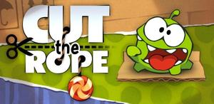 Cover for Cut the Rope.