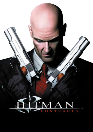 Cover for Hitman: Contracts.