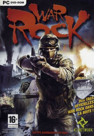 Cover for War Rock.