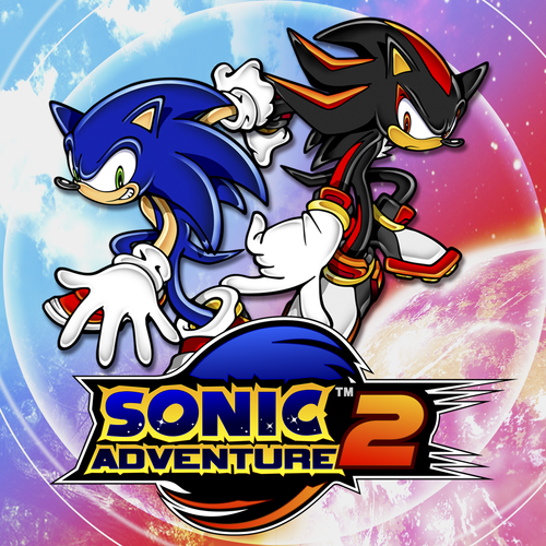Cover for Sonic Adventure 2.
