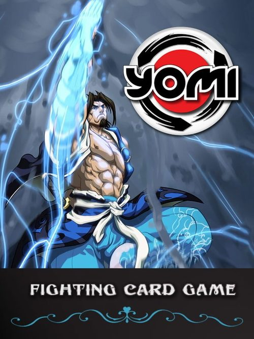 Cover for Yomi.