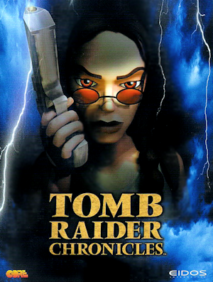 Cover for Tomb Raider Chronicles.