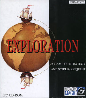 Cover for Exploration.