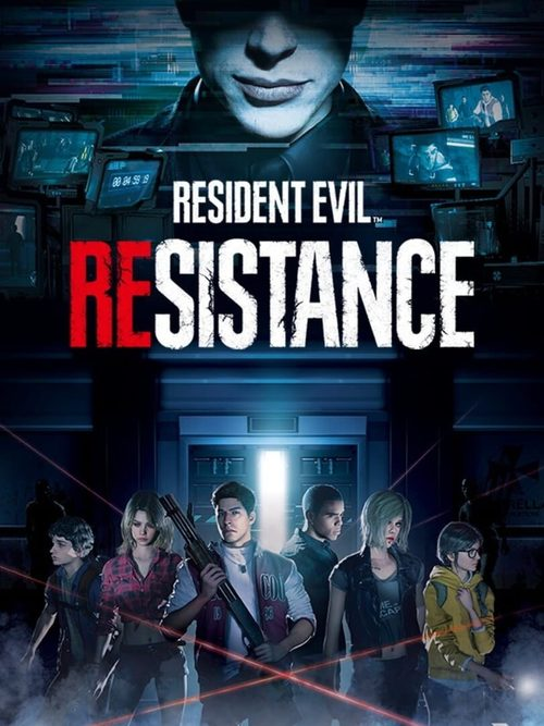 Cover for Project Resistance.