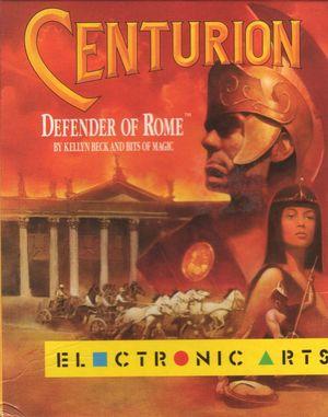 Cover for Centurion: Defender of Rome.