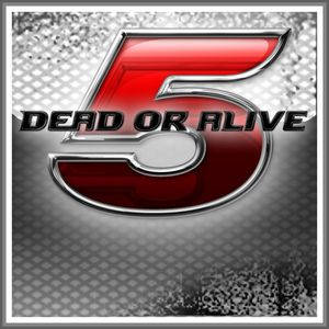 Cover for Dead or Alive 5.