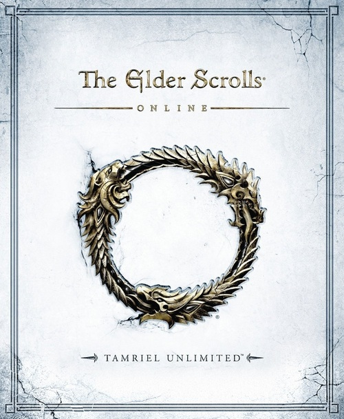 Cover for The Elder Scrolls Online.