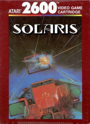 Cover for Solaris.
