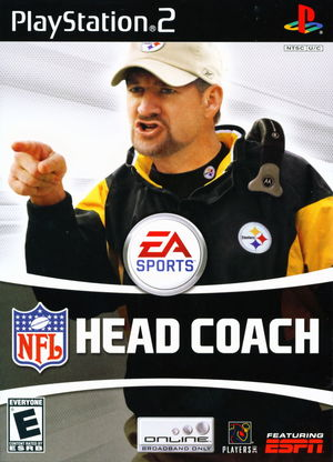 Cover for NFL Head Coach.