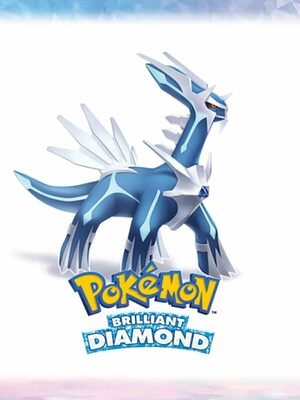 Cover for Pokémon Brilliant Diamond.