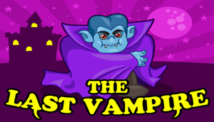 Cover for The Last Vampire.