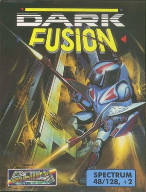 Cover for Dark Fusion.