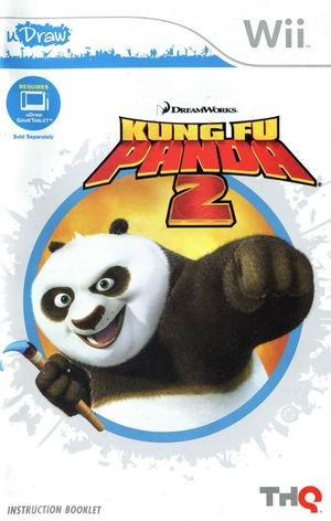 Cover for Kung Fu Panda 2.