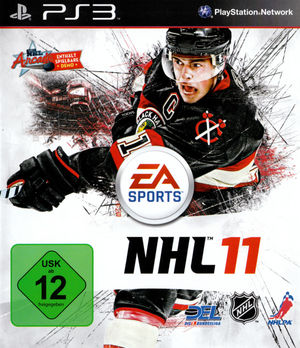 Cover for NHL 11.