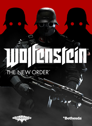 Cover for Wolfenstein: The New Order.