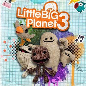 Cover for LittleBigPlanet 3.