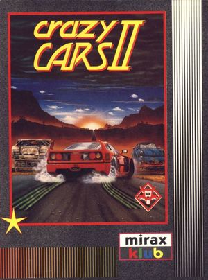Cover for F40 Pursuit Simulator.