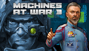 Cover for Machines at War 3.