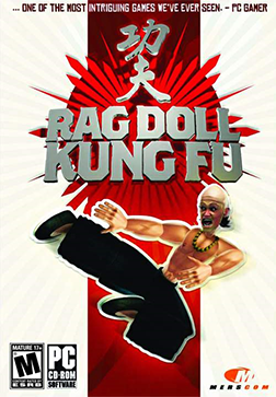 Cover for Rag Doll Kung Fu.