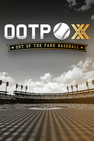 Cover for Out of the Park Baseball 20.