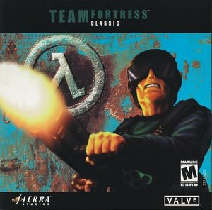 Cover for Team Fortress Classic.