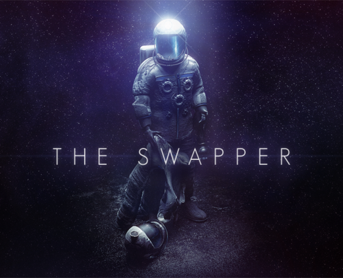 Cover for The Swapper.