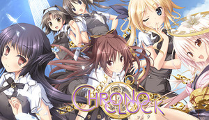 Cover for ChronoClock.