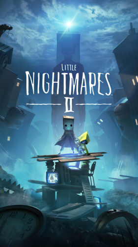 Cover for Little Nightmares II.