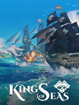 Cover for King of Seas.