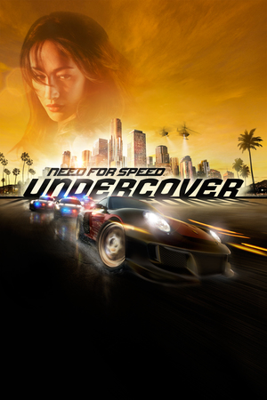 Cover for Need for Speed: Undercover.