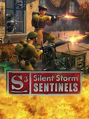 Cover for Silent Storm: Sentinels.