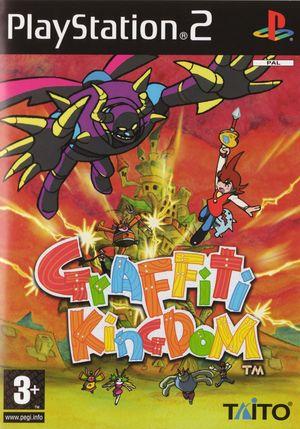 Cover for Graffiti Kingdom.