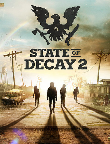 Cover for State of Decay 2.