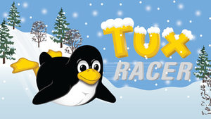 Cover for Tux Racer.