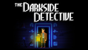Cover for The Darkside Detective.