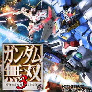Cover for Dynasty Warriors: Gundam 3.