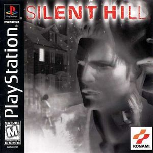 Cover for Silent Hill.