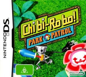 Cover for Chibi-Robo!: Park Patrol.