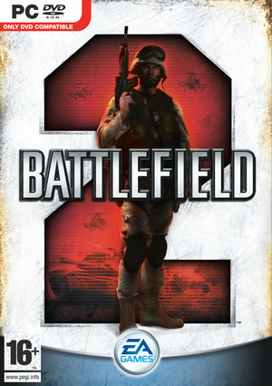 Cover for Battlefield 2.
