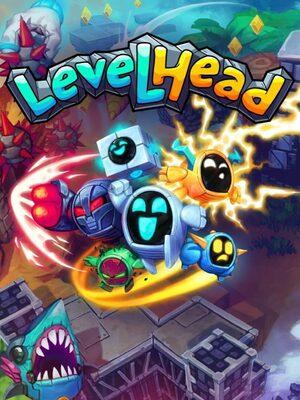 Cover for Levelhead.