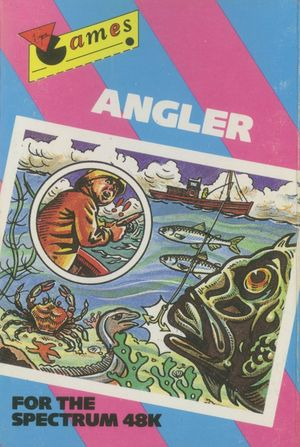 Cover for Angler.