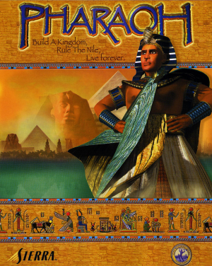 Cover for Pharaoh.