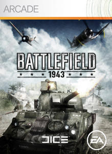 Cover for Battlefield 1943.