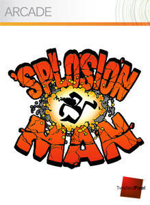 Cover for 'Splosion Man.