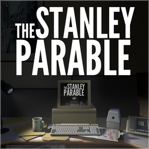 Cover for The Stanley Parable.