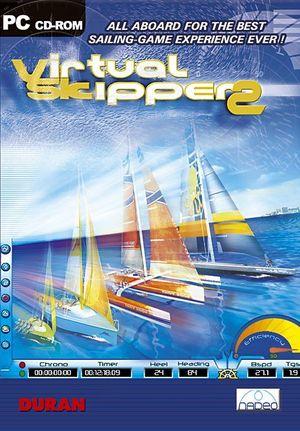 Cover for Virtual Skipper 2.