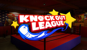 Cover for Knockout League.